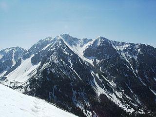 Begunjščica mountain