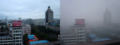 Beijing smog comparison August 2005.png