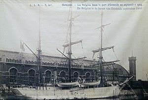 Belgica in de haven van Oostende.JPG