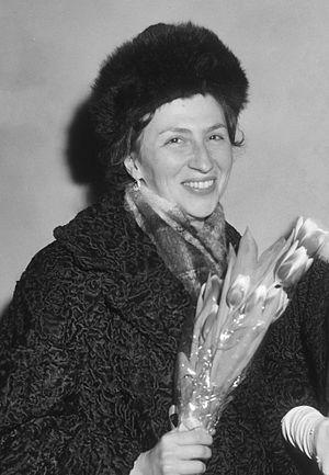 Bella Davidovich - Bella Davidovich in 1966