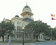 The Bell County Courthouse