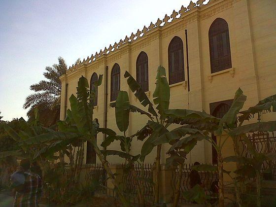 Sinagoge Ben Ezra