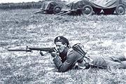 Ben Weider, Canadian Military, 1942