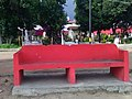 Bench in San Miguel Tlamahuco, Tlaxcala.jpg