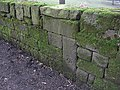 Bench mark on Bradbury's Lane - geograph.org.uk - 1096051.jpg