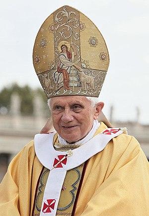 Pope Benedict XVI - Benedict XVI in 2010