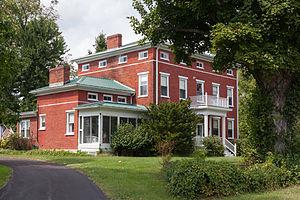 Benjamin B. Leas House - The house in September 2014
