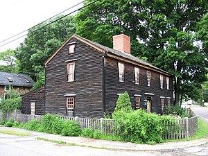 Benjamin Grant House - Benjamin Grant House