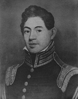 Benjamin K. Pierce, U.S. Army Colonel, brother of President Franklin Pierce
