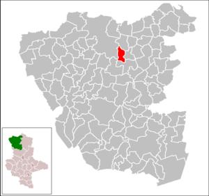 Benkendorf - Image: Benkendorf in SAW