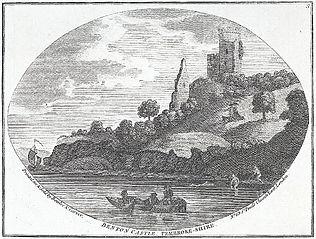 Benton Castle, Pembroke-Shire