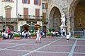Bergamao-Piazza Veccio mit Caffée del Tasso und Tasso-Denkmal.jpg