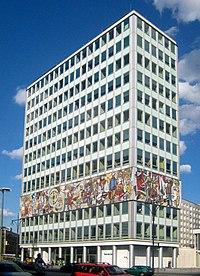 Berlin, Mitte, Alexanderplatz, Haus des Lehrers 01.jpg