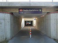 Berlin - Karlshorst - S- und Regionalbahnhof (9495665585).jpg