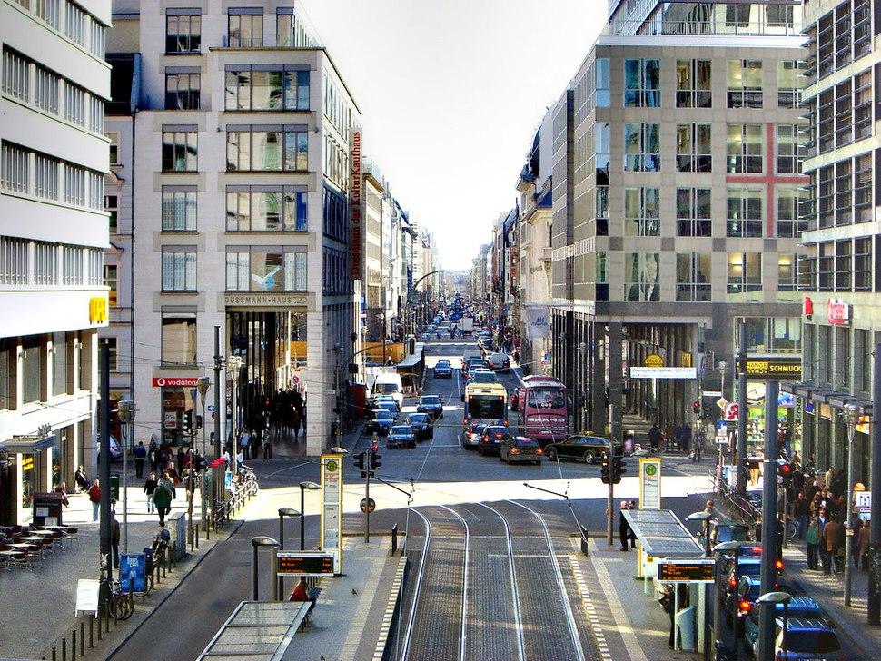 Berlin Downtown Friedrichstraße