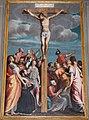 Bernardino Campi, crocifissione (1550-70 ca.) dallo scambio con vienna 01.JPG