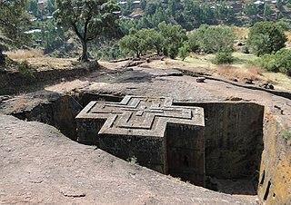 Place in Amhara Region, Ethiopia