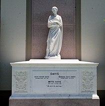 Bette Davis Tomb.JPG