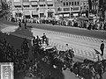 Bezoek Deense Koninklijke familie aan Amsterdam, rijtoe in de middag, Bestanddeelnr 906-4214.jpg
