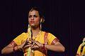 Bharatanatyam - Opening Ceremony - Wiki Conference India - CGC - Mohali 2016-08-05 6526.JPG