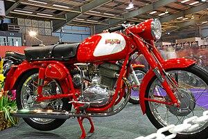 Bianchi (motorcycles) - Bianchi Bernina 125cc of 1960