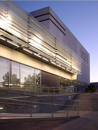 "Tres Cantos - Biblioteca Municipal Public Library ""Lope de Vega"" de Tres Cantos (Madrid).15"