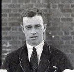 Bill Brunier - Image: Bill Brunier (before 1919)