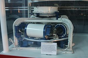 Kosmos 936 - Artificial gravity experiment that was flown on Bion 4.