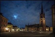 Birger Jarls torg i månsken.jpg