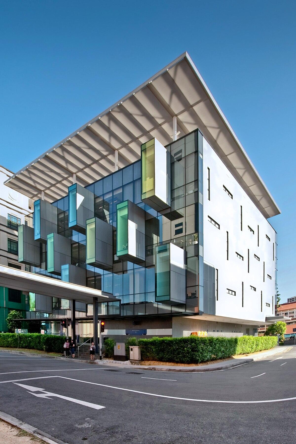 Bishan_Public_Library on Modern Home Design Plans