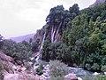 Bisheh waterfall آبشار بیشه کامل - ازسمت شرق آن - panoramio.jpg