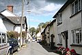 Bishop's Nympton, village street - geograph.org.uk - 252938.jpg