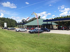 Bishop's Travel Center, Decatur County.JPG