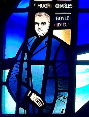 Hugh Charles Boyle