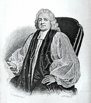 Thomas Wilson (bishop) - Image: Bishop Thomas Wilson