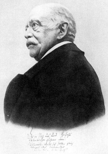 Bismarck on his 80th birthday (1 April 1895)