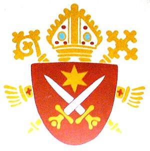 Katholische Junge Gemeinde - Image: Bistum Essen Wappen