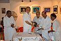 Biswatosh Sengupta - Exhibition - Inaugural Book Release - Kolkata 2012-10-03 0492.JPG