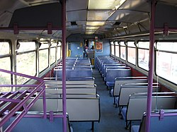 Blackpool train inside.JPG
