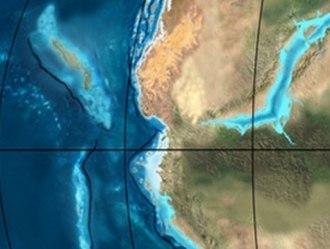 Atlantic Ocean - Image: Blakey 200Ma COL