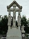 foto van Sint-Vituskerk, begraafplaats: calvariegroep