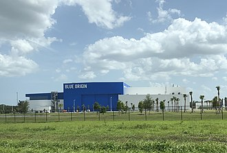 Blue Origin - Production facilities near the Kennedy Space Center, Florida