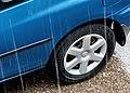 Blue Mazda in the rain 1.jpg