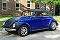 Blue VW Beetle, Durham NH.jpg