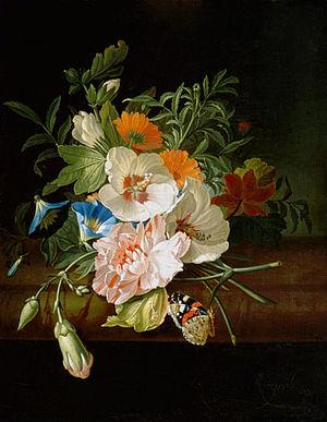 Rachel Ruysch - Image: Blumenstilleben