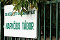Board of the Budapest District XVI. Municipal Daycare Camp.jpg