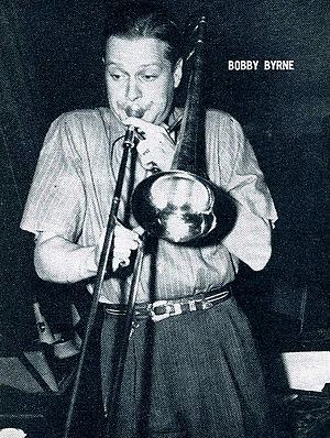 Bobby Byrne (musician) - Byrne in 1946
