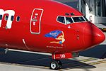 Boeing 737-8FE, Virgin Blue Airlines AN2325136.jpg