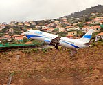Boeing 737 ES-ENH Madeira Funchal airport 2016 3.jpg