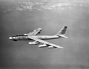 361st Tactical Missile Squadron - Strategic Air Command B-47 Stratojet